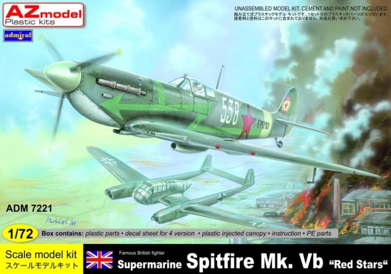 Vb Jl azmodel admiral planes models 1 72 scale supoermarine