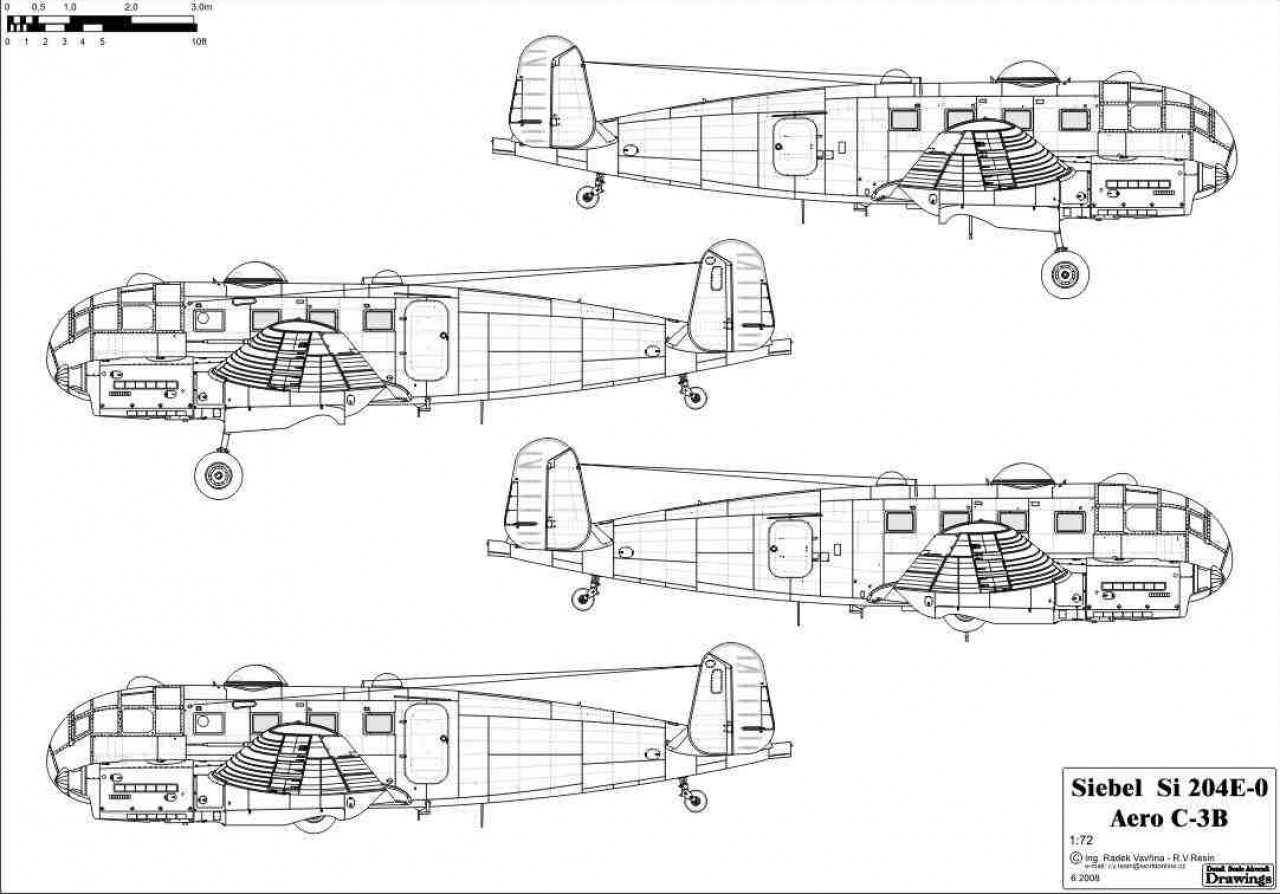 Aircraft Scale Drawings submited images.