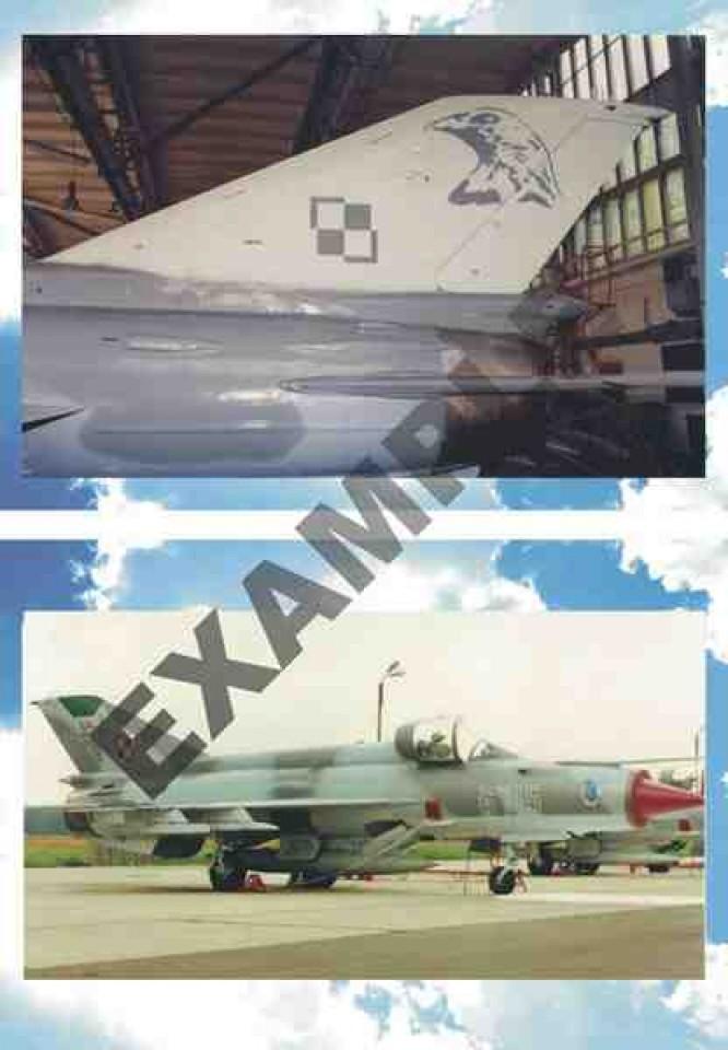 Montex - Decals - MiG 21 MF - Karaya