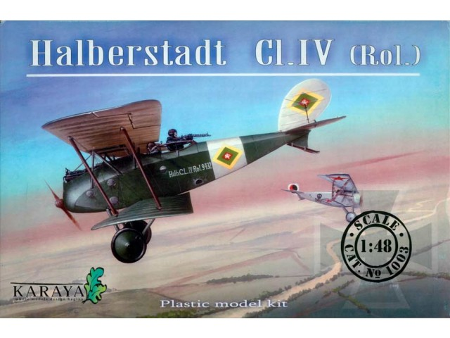 Halberstadt Cl.IV (Rol.) International