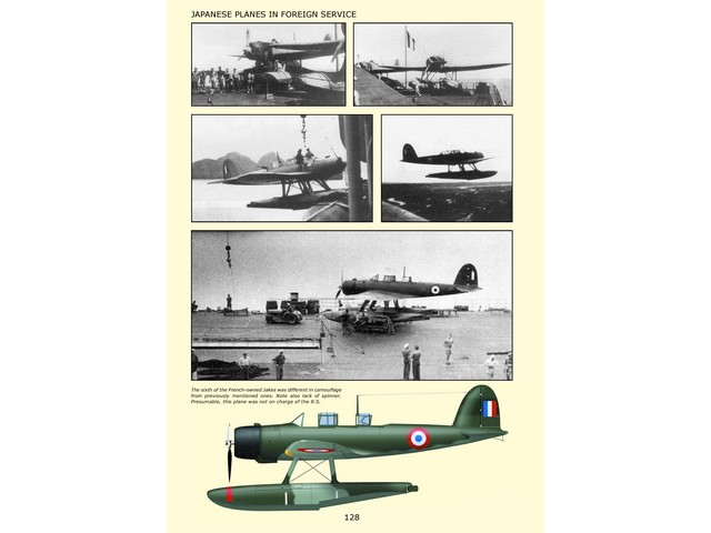 Japanese Aircraft in Foreign Service Vol.1