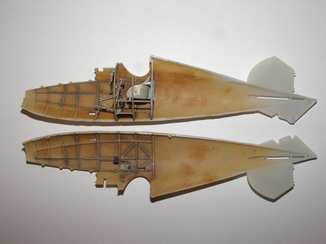 Albatros D.V ( D1119/17 ) Ernst Freiherr von Althaus Resin Conversion Set.