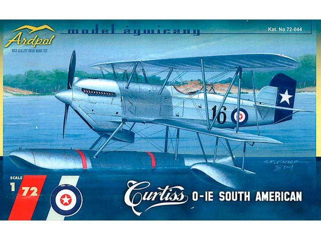 Curtiss O-1E South American