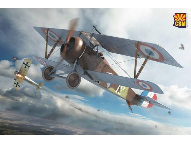 Nieuport XVII Early