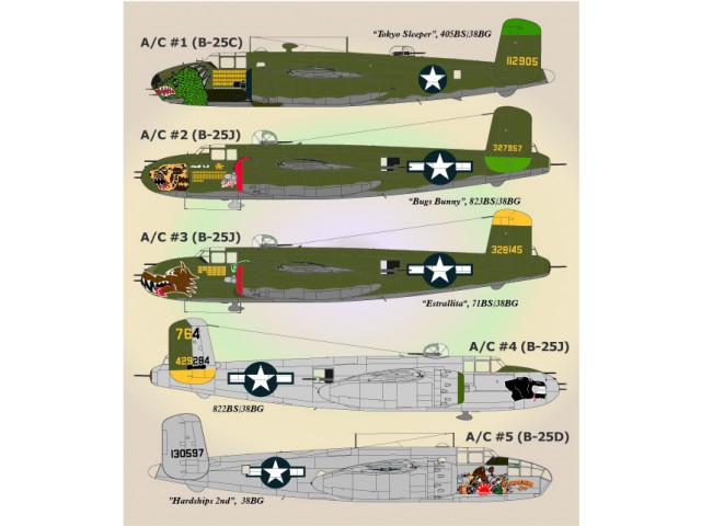 North American B-25 Part 1