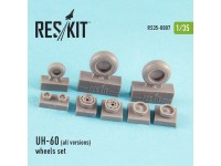 UH-60 (all versions) wheels set