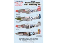 P-51 Mustang, Part 1 re-edition