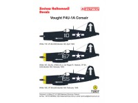 Vought F4U-1D Corsair
