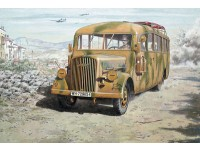 Opel Blitz Omnibus W39 Late WWII Service