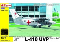 Let L-410UVP with PE Parts