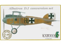 Albatros D.I conversion