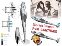 """Wicked Women"" P-38 Lightnings Pt.II"