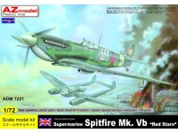 "Supoermarine Spitfire Mk Vb ""Red Star"""