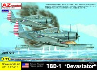 Douglas TBD-1 Devastator At War