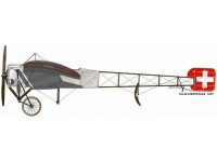 Bleriot XI-2 Swiss Airplane