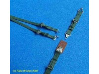 USAF/USN Seatbelts (Green)