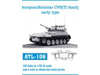 Scorpion/Scimitar CVR(T) family early