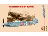Messerschmitt Bf-109 G-12 (trainer)