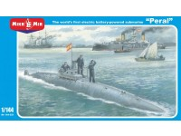 Spanish submarine PERAL