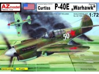 "Curtiss P-40E ""Warhawk"" Special"