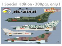 "MiG-21PFM ""Vietnam War"" LIMITED / REEDITION !!"