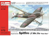 "Supermarine Spitfire LF.Mk.IXe ""Red Star"""