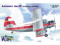 Antonov An-2P ( Aeroflot, Interflug )