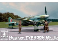 Typhoon Mk.Ib mid prod./ three blade prop.