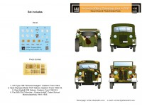 Hungarian Military Passenger cars in WWII