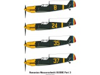 Romanian Messerschmitt Bf.109E, Part 3