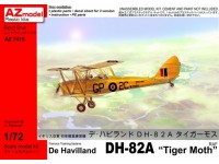"De Havilland D82A ""Tiger Moth"" RAF"