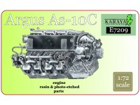Argus As-10C Engine – Resin + PE