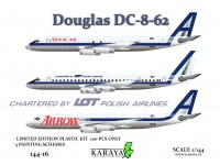 Douglas DC-8-62 LOT/Arrow Air