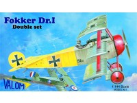Fokker Dr.I (double set)