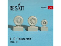 "A-10 ""Thunderbolt"" wheels"