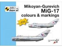 MiG-17 Fresco Colours and Markings