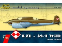 PZL 38/I Wilk (with Ranger Engines)