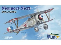 Nieuport 17 (double set)
