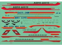 DC-9-15/32  GermanAir/AeroLloyd decals