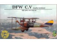 1//48 Karaya Aviatik D.II U-Berg resin kit
