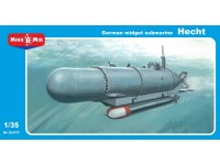 German midget submarine Hecht