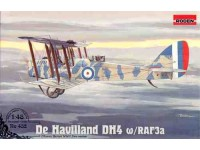 De Havilland DH4 w/RAF3a Engine