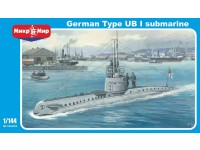 German Type UB-I submarine