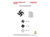 German WWII Swastikas