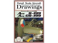 Avia S/CS-199 (1/72,1/48) Detail  Scale  Aircraft  Drawings