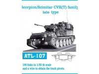 Scorpion/Scimitar CVR(T) family late