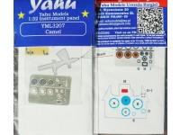Yahu YML3207 1//32 Sopwith Camel Instruments Set