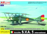 Ansaldo SVA.5 International