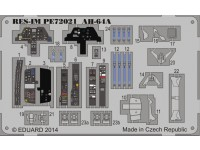 AH-64A Apache Phot Etched Set for Academy