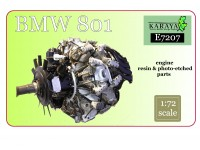 BMW 801 Engine – Resin + PE